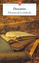 Couverture du livre « Discours de la méthode » de Rene Descartes aux éditions Lgf
