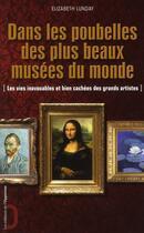 Couverture du livre « Vie secrète des plus grands artistes » de Lunday aux éditions L'opportun
