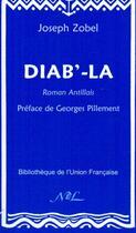 Couverture du livre « Diab'-la » de Joseph Zobel aux éditions Nel