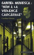 Couverture du livre « Gabriel Mouesca :