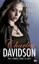 Couverture du livre « Charley Davidson T.8 ; huit tombes dans la nuit » de Darynda Jones aux éditions Milady