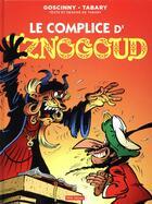 Couverture du livre « Iznogoud T.18 ; le complice d'Iznogoud » de Jean Tabary et Rene Goscinny aux éditions Imav