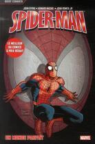 Couverture du livre « Spider-Man T.7 ; un monde parfait » de Howard Mackie et John Byrne et John Jr. Romita aux éditions Panini