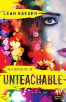 Couverture du livre « Unteachable » de Raeder Leah aux éditions Atria Books