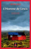 Couverture du livre « L'homme de Lewis » de Peter May aux éditions Actes Sud