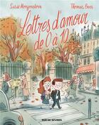Couverture du livre « Lettres d'amour de 0 à 10 » de Susie Morgenstern et Thomas Baas aux éditions Rue De Sevres