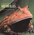Couverture du livre « L'Univers Des Grenouilles » de Harry Parsons aux éditions Trecarre
