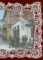 Couverture du livre « La Drôme ; les 369 communes » de Collectif aux éditions Delattre