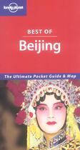 Couverture du livre « Best Of Beijing (2e Edition) » de Ellis Quinn aux éditions Lonely Planet France