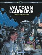Couverture du livre « Valérian T.7 ; sur les terres truquées » de Pierre Christin et Jean-Claude Mézières aux éditions Dargaud