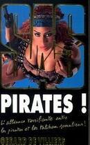 Couverture du livre « Sas T.177 ; Pirates ! » de Gerard De Villiers aux éditions Malko