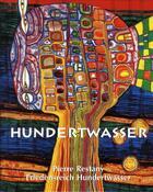 Couverture du livre « Hundertwasser » de Pierre Restany et Friedenreich Hunderswasser aux éditions Parkstone International