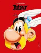 Couverture du livre « Générations Astérix » de Collectif aux éditions Albert Rene