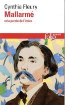 Couverture du livre « Mallarmé ; et la parole de l'imam » de Cynthia Fleury aux éditions Gallimard