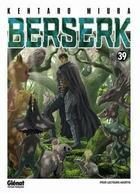 Couverture du livre « Berserk T.39 » de Kentaro Miura aux éditions Glenat