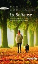 Couverture du livre « La boiteuse » de Marine Gagnon-Thibaudeau aux éditions Succes Du Livre