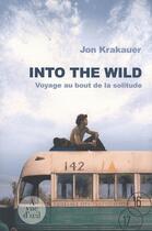 Couverture du livre « Voyage au bout de la solitude » de Jon Krakauer aux éditions A Vue D'oeil