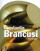 Couverture du livre « Brancusi » de Pierre Cabanne aux éditions Terrail