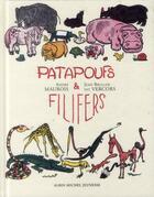 Couverture du livre « Patapoufs et Filifers » de Andre Maurois et Vercors aux éditions Albin Michel Jeunesse