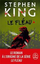 Couverture du livre « Le fléau t.1 » de Stephen King aux éditions Lgf