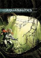 Couverture du livre « Les aquanautes t.2 ; le container » de Parnotte et Mallie aux éditions Soleil