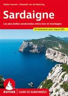 Couverture du livre « Sardaigne ; 63 itinéraires » de Collectif aux éditions Rother