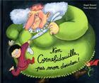 Couverture du livre « Non cornebidouille ! pas mon doudou ! » de Magali Bonniol et Pierre Bertrand aux éditions Ecole Des Loisirs