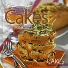 Couverture du livre « Cakes gourmands » de Delvaille-A aux éditions City