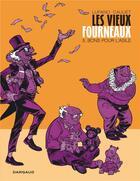 Couverture du livre « Les vieux fourneaux T.5 ; bons pour l'asile » de Wilfrid Lupano et Paul Cauuet aux éditions Dargaud