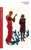 Couverture du livre « Antigone » de Jean Anouilh aux éditions Table Ronde
