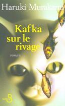 Couverture du livre « Kafka sur le rivage » de Haruki Murakami aux éditions Belfond