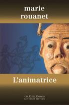 Couverture du livre « Animatrice (l') » de Marie Rouanet aux éditions Le Verger