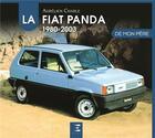 Couverture du livre « La fiat Panda » de Aurelien Charle aux éditions Etai
