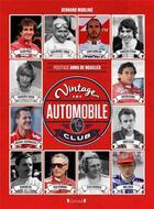 Couverture du livre « Vintage automobile club » de Bernard Morlino aux éditions Grund