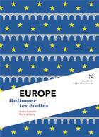 Couverture du livre « Europe » de Richard Werly aux éditions Nevicata