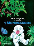 Couverture du livre « Jean de la lune en alsacien » de Tomi Ungerer aux éditions La Nuee Bleue