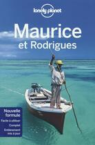 Couverture du livre « Maurice et Rodrigues » de Collectif aux éditions Lonely Planet France