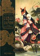 Couverture du livre « Esprits et créatures du Japon » de Benjamin Lacombe et Lafcadio Hearn aux éditions Soleil