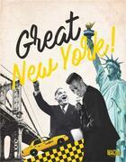 Couverture du livre « Great New York ! » de Guy Hervier aux éditions Macha Publishing