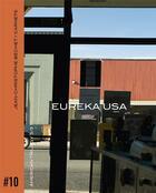 Couverture du livre « Carnet #10 ; Eureka, USA » de Jean-Christophe Bechet aux éditions Trans Photographic Press
