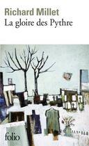 Couverture du livre « La gloire des pythre » de Richard Millet aux éditions Gallimard