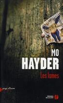 Couverture du livre « Les lames » de Mo Hayder aux éditions Presses De La Cite