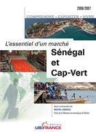Couverture du livre « Sénégal et cap vert (édition 2006-2007) » de Mission Economique D aux éditions Ubifrance