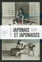 Couverture du livre « Japonais et Japonaises » de Felice Beato aux éditions Musees Strasbourg