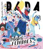 Couverture du livre « Artistes femmes (revue dada 250) » de Collectif/Ullmann aux éditions Arola