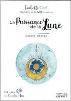 Couverture du livre « La puissance de la lune » de Isabelle Cerf aux éditions Exergue