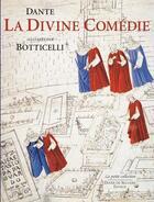 Couverture du livre « La Divine Comédie illustrée par Botticelli » de Dante Alighieri et Sandro Botticelli aux éditions Diane De Selliers