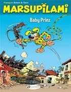 Couverture du livre « Marsupilami T.5 ; baby Prinz » de Batem et Andre Franquin aux éditions Cinebook