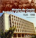 Couverture du livre « Histoire Du Comite Bordelais D Action So » de  aux éditions Confluences