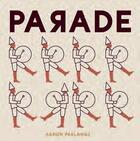Couverture du livre « Parade » de Adrien Parlange aux éditions Thierry Magnier